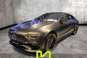 Mercedes-Benz AMG GT Mercedes-AMG GT4 53 AT (435 л.с.) 4Matic+