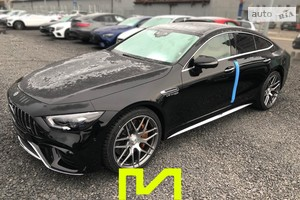 Mercedes-Benz AMG GT Mercedes-AMG GT4 63s AT (639 л.с.) 4Matic+ base