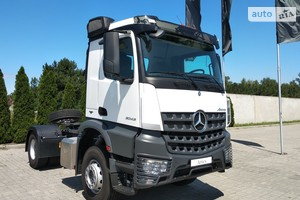 Mercedes-Benz Arocs 2042 LS AT (421 л.с.) 4х2 Individual