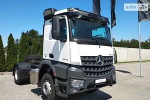 Mercedes-Benz Arocs 2042 LS AT (421 л.с.) 4х2 Individual