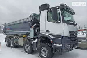 Mercedes-Benz Arocs 4142 K AT (421 л.с.) 8х4