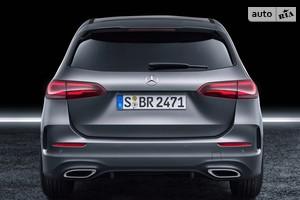 Mercedes-Benz B-Class 200 MT (163 л.с.)