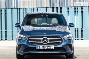 Mercedes-Benz B-Class 200d AT (150 л.с.) 4Matic