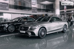 Mercedes-Benz C-Class C 200 АТ (184 л.с.) 4Matic base