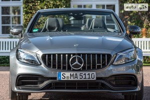 Mercedes-Benz C-Class Mercedes-AMG C63s TCT (510 л.с.) base
