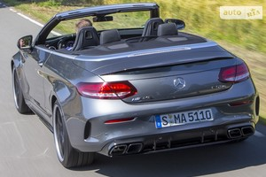 Mercedes-Benz C-Class Mercedes-AMG C63 AT (476 л.с.) base