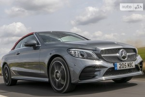 Mercedes-Benz C-Class 200d MТ (160 л.с.) base