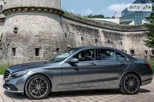Mercedes-Benz C-Class 200d MT (160 л.с.) base