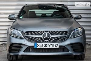 Mercedes-Benz C-Class 300e G-Tronic (211 л.с.) 4Matic