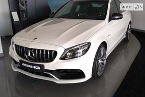 Mercedes-Benz C-Class Mercedes-AMG C63 AT (476 л.с.) Individual