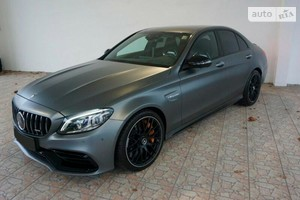 Mercedes-Benz C-Class Mercedes-AMG C63s AT (510 л.с.) base