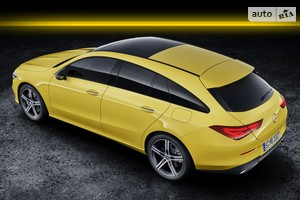 Mercedes-Benz CLA-Class 250 AT (224 л.с.) base