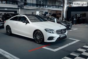 Mercedes-Benz E-Class New E 220d АТ (194 л.с.) 4Matic