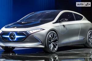 Mercedes-Benz EQA 60kWh (272 к.с.) 4Matic Full Edition