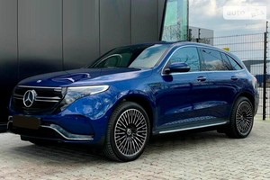 Mercedes-Benz EQC 400 AT (408 л.с.) 80 kWh 4Matic