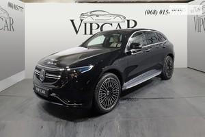 Mercedes-Benz EQC 400 AT (408 л.с.) 80 kWh 4Matic