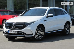 Mercedes-Benz EQC 400 AT (408 л.с.) 80 kWh 4Matic base