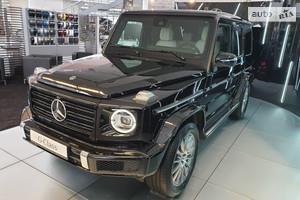 Mercedes-Benz G-Class 500 AT (422 л.с.) 4Matic