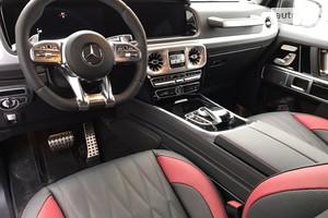 Mercedes-Benz G-Class AMG 63 G-Ttonic (575 л.с.) 4Matic