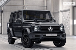 Mercedes-Benz G-Class 400d AT (330 л.с.) 4Matic Individual