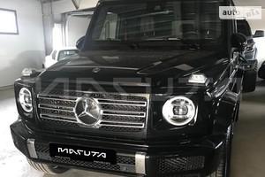 Mercedes-Benz G-Class 350d AT (286 л.с.) 4Matic