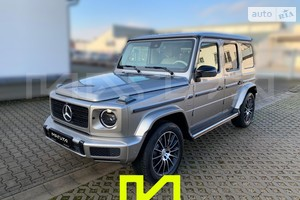 Mercedes-Benz G-Class 400d AT (340 л.с.) 4Matic STT