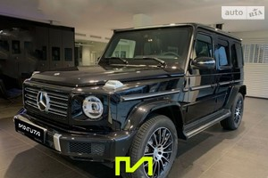 Mercedes-Benz G-Class 350d AT (286 л.с.) 4Matic