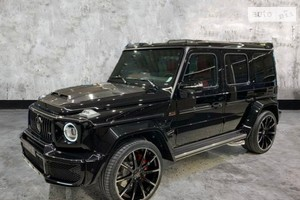 Mercedes-Benz G-Class 500 Brabus AT (500 л.с.) 4Matic