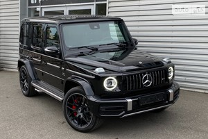Mercedes-Benz G-Class Mercedes-AMG G63 G-Ttonic (585 л.с.) 4Matic Edition 1