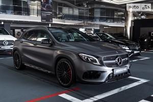 Mercedes-Benz GLA-Class Mercedes-AMG GLA 45 AT (381 л.с.) 4Matic