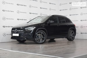 Mercedes-Benz GLA-Class 200d AT (150 л.с.) 4Matic