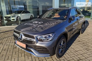 Mercedes-Benz GLC-Class 220d AT (194 л.с.) 4Matic base
