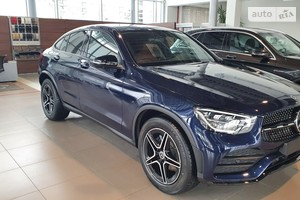 Mercedes-Benz GLC-Class 220d AT (194 л.с.) 4Matic