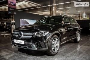 Mercedes-Benz GLC-Class GLC 220d AT (170 л.с.) 4Matic