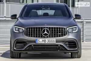 Mercedes-Benz GLC-Class Mercedes-AMG 63 AT (476 л.с.) 4Matic+ base