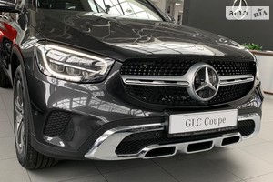 Mercedes-Benz GLC-Class 220d AT (194 л.с.) 4Matic base