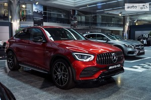 Mercedes-Benz GLC-Class Mercedes-AMG 43 AT (390 л.с.) 4Matic