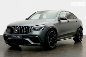 Mercedes-Benz GLC-Class Mercedes-AMG 63 AT (476 л.с.) 4Matic+ base