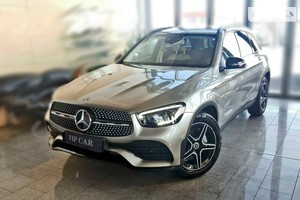 Mercedes-Benz GLC-Class 300 AT (258 л.с.) 4Matic base