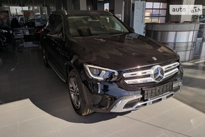 Mercedes-Benz GLC-Class GLC 200 AT (197 л.с.) 4Matic base