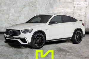 Mercedes-Benz GLC-Class Mercedes-AMG 63S AT (510 л.с.) 4Matic+ base