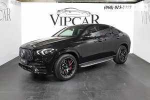 Mercedes-Benz GLE-Class Coupe AMG 63S 9G-TCT (612 л.с.) 4Matic