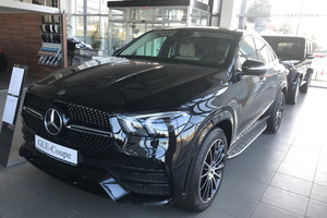 Mercedes-Benz GLE-Class Coupe 400d AT (330 л.с.) 4Matic Individual