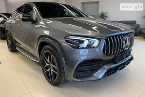Mercedes-Benz GLE-Class Coupe AMG 53 AT (435 л.с.) 4Matic+