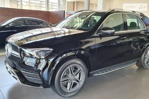 Mercedes-Benz GLE-Class 300d AT (245 л.с.) 4Matic