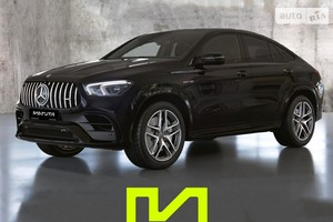 Mercedes-Benz GLE-Class Coupe AMG 63 9G-TCT (571 л.с.) 4Matic