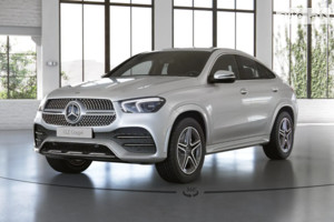Mercedes-Benz GLE-Class Coupe 350d AT (272 л.с.) 4Matic