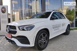 Mercedes-Benz GLE-Class 350d AT (272 л.с.) 4Matic