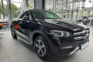 Mercedes-Benz GLE-Class 300d AT (245 л.с.) 4Matic
