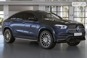 Mercedes-Benz GLE-Class Coupe 400d AT (330 л.с.) 4Matic
